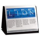 Lion Office Products Flipchart Easel Paper/Plastic, Size 0.9 H x 10.0 W x 12.4 D in | Wayfair 39008