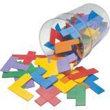 Learning Advantage 72 Piece Pentominoes Puzzle Set, Size 8.4 H x 5.7 W x 5.4 D in   Wayfair CTU7735