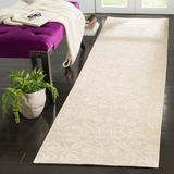 Martha Stewart Rugs Terazza Handwoven Wool Stucco Area Rug in Brown, Size 120.0 H x 27.0 W x 0.5 D in | Wayfair MSR1462C-210