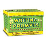 Teacher Created Resources Writing Prompts, Size 5.0 H x 7.25 W x 3.25 D in   Wayfair TCR9002