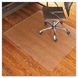 Advantus Corp. Es Robbins 46X60 Rectangle Chair Mat, Economy Series for Hard Floors, Size 0.125 H x 46.0 W x 60.0 D in   Wayfair ESR131826