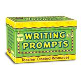 Teacher Created Resources Writing Prompts Flash Cards, Size 5.0 H x 7.5 W x 3.25 D in   Wayfair TCR9007