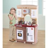 Step2 LifeStyle Fresh Accents Kitchen Plastic in Brown/Red, Size 41.0 H x 26.0 W x 13.5 D in   Wayfair 706199
