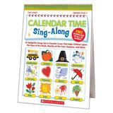 Scholastic Calendar Time Sing Along Flip CD, Size 20.8 H x 15.2 W x 0.45 D in   Wayfair SC-0439694957
