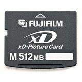 Fujifilm 600002308 xD-Picture Card M 512 MB