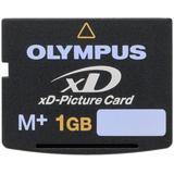 Olympus M+ 1 GB xD-PictureCard Flash Memory Card 202331
