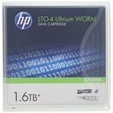 Hewlett Packard LTO4 Ultrium Worm Data Tape Cartridge (C7974W)