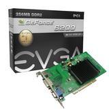 EVGA nVidia e-GeForce 6200LE 256 MB 256-P1-N400-LR