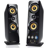 Creative GigaWorks T40 Series II 2.0 Multimedia Speaker System with BasXPort Technology, Black
