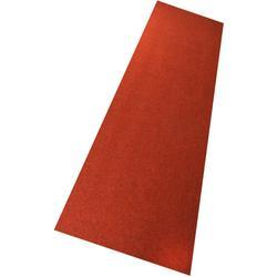 Living Line Kunstrasen Premium, rechteckig, 10 mm Höhe, Rasenteppich, mit Noppen, strapazierfähig, witterungsbeständig, In- und Outdoor geeignet, Meterware rot Esszimmerteppiche Teppiche nach Räumen