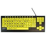 Chester Creek, VisionBoard2 Yellow (Catalog Category: Input Devices / Keyboards)
