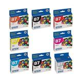 Epson Complete Ink Cartridge Set (B) for Epson Stylus Photo R1900 Printer
