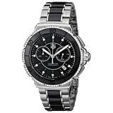 TAG Heuer Women's Formula One Black Diamond Chronograph Watch CAH1212.BA0862