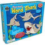 Teacher Created Resources Word Shark: Short Vowels Game (7805), Multicolor