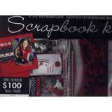 Westrim Crafts 12x12 Scrapbook Kit Flocked Over 1200 + Pirces