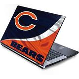 Skinit Decal Laptop Skin Compatible with Generic 17in Laptop (15.2in X 9.9in) - Officially Licensed NFL Chicago Bears Design