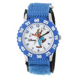 Disney Kids' W000148 Goofy Stainless Steel Time Teacher Watch