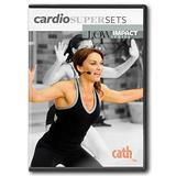 Cathe Friedrich Low Impact Cardio Supersets Workout DVD - High-Intensity Low Impact Workout DVD