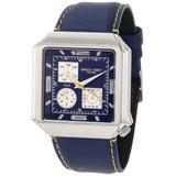 Charles-Hubert, Paris Men's 3742-E Premium Collection Stainless Steel Multi-Function Watch