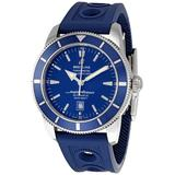 Breitling Men's A1732016/C734 Superocean Heritage Blue Dial Watch