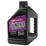 Maxima 249128 Tundra Snowmobile 2-Stroke Premix/Injector Oil - 1 Gallon Bottle