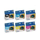Epson Complete Ink Cartridge Set for Epson Stylus Photo 1400 Printer