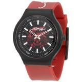 Ed Hardy Women's NE-RD Neo Red Watch