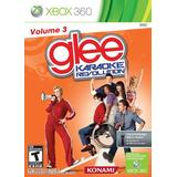 Karaoke Revolution Glee: Volume 3 Bundle -Xbox 360