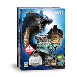 Monster Hunter Tri - Classic Controller Pro Bundle White Japanese Version