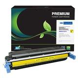 MSE Brand Remanufactured Toner Cartridge for HP 645A C9732A | Yellow