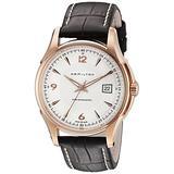 Hamilton Men's H32645555 Jazzmaster Pink-tone Case Watch
