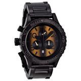 NIXON Men's NXA0371073 Chronograph Dial Watch
