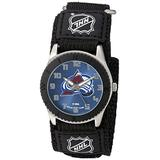 Game Time Youth NHL Rookie Black Watch - Colorado Avalanche