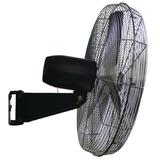 """TPI CACU30W 30"""" Wall Mount Fan w/ 3 Speed Settings"""