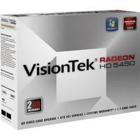 VisionTek Radeon HD5450 2GB DDR3 PCI Express 2.1 Graphics Card