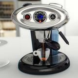 Illy Caffe & Espresso Illy Caffe & Espresso X7.1 IperEspresso Semi-Automatic Espresso Machine in Red/Black | Wayfair LLQ1001