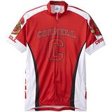 NCAA Adult Cornell Big Red Cycling Jersey (X-Large)