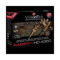 Visiontek ATI Radeon HD 4350 DMS59 512 MB DDR2 PCIe 2.0 SFF Graphic Card