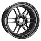 Enkei RPF1 17x9.5 5x114.3 18mm Offset SBC Wheels - one wheel/rim