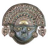 Copper mask, 'Ai Apaec with Ritual Crown'