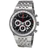 Breitling Men's A2335121/BA93 Montbrillant Chronograph Watch
