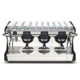 Rancilio CLASSE 7 S3 Classe 7 Manual Espresso Machine w/ 2 Steam Wand & 16 Liter Boiler, 220v/1ph
