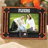 Philadelphia Flyers Art-Glass Horizontal Picture Frame