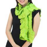 Scarf, 'Green Extravaganza' - Fair Trade Rayon Scarf