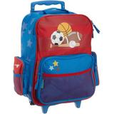 Stephen Joseph Boys Classic Rolling Luggage, Sports, One Size
