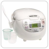 Zojirushi  NS-ZCC10 5.5 Cup Rice Cooker/Streamer