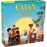 CATAN Junior Board Game   Board Game for Kids   Strategy Game for Kids   Family Board Game   Adventure Game for Kids   Ages 6+   For 2 to 4 players   Average Playtime 30 minutes   Made by Catan Studio