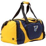 NHL St. Louis Blues Two Color Duffle Bag