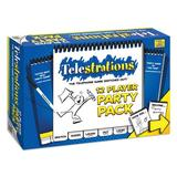USAopoly Telestrations Party Pack 12 Player   600 New Phrases to Sketch   Family Board Game   A Fun Family Game for Kids and Adults   Family Game Night Just Got Better   Telephone Game Sketched Out