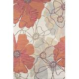 """Momeni Rugs Summit Collection, Hand Knotted Transitional Area Rug, 5' x 7'6"""", Sand"""
